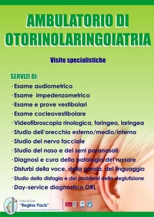 Laboratorio-Otorinolaringoiatra